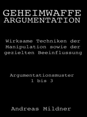 cover image of Geheimwaffe Argumentation