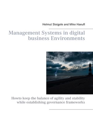 cover image of Management Systems in digital business Environments