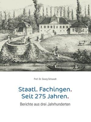 cover image of Staatl. Fachingen. Seit 275 Jahren.