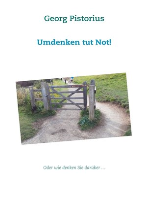 cover image of Umdenken tut Not!