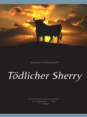 cover image of Tödlicher Sherry