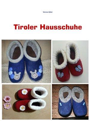 cover image of Tiroler Hausschuhe