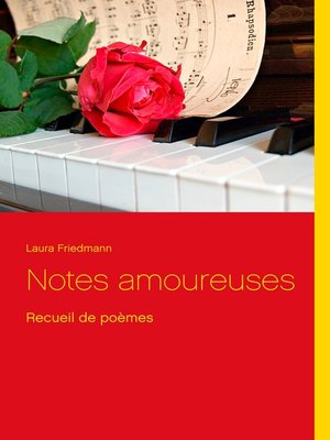 cover image of Notes amoureuses