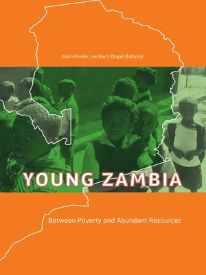 cover image of Young Zambia