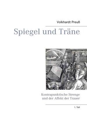 cover image of Spiegel und Träne