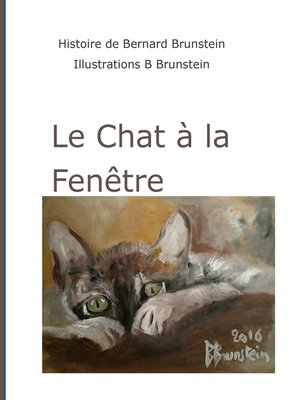 cover image of Le chat à la fenêtre