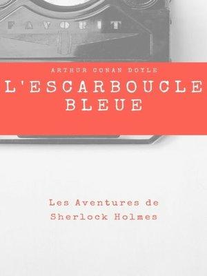 cover image of L'Escarboucle Bleue