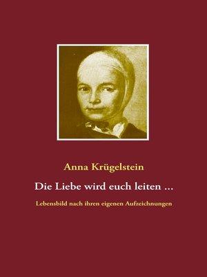 cover image of Die Liebe wird euch leiten ...