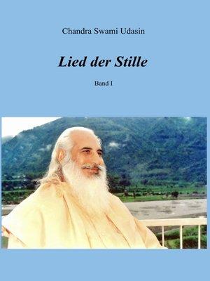 cover image of Lied der Stille