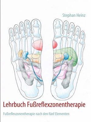cover image of Lehrbuch Fußreflexzonentherapie