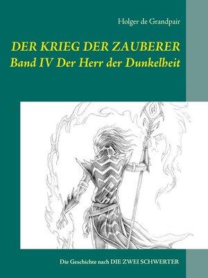 cover image of Der Krieg der Zauberer, Band 4