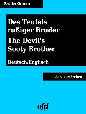 cover image of Des Teufels rußiger Bruder--The Devil's Sooty Brother