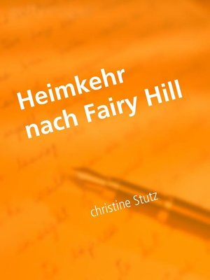 cover image of Heimkehr nach Fairy Hill