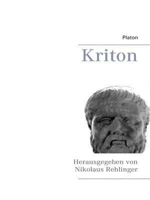 cover image of Kriton