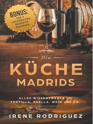 cover image of Die Küche Madrids