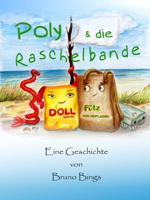 cover image of Poly und die Raschelbande