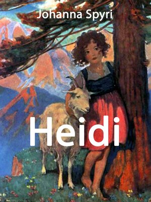 cover image of Heidi (illustré)