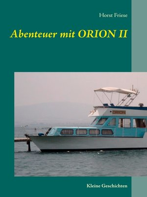 cover image of Abenteuer mit Orion II