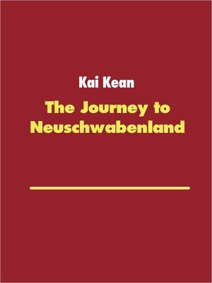 cover image of The Journey to Neuschwabenland