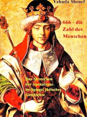 cover image of 666, die Zahl des Menschen
