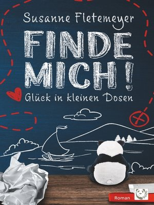 cover image of Finde mich!