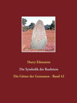 cover image of Die Symbolik der Raubtiere