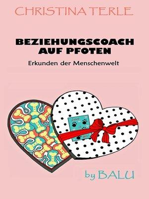 cover image of Beziehungscoach auf Pfoten