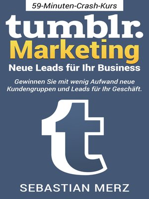 cover image of Tumblr-Marketing
