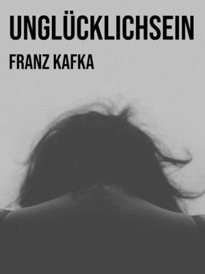 cover image of Unglücklichsein