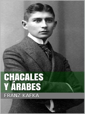 cover image of Chacales y árabes