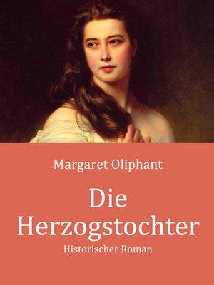 cover image of Die Herzogstochter