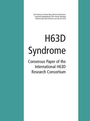cover image of H63D Syndrome