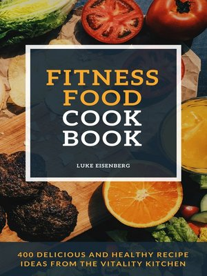 cover image of Fitness Food Cookbook
