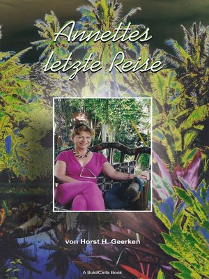 cover image of Annettes letzte Reise