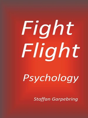 cover image of Fight Flight Psychology