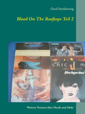 cover image of Blood On the Rooftops Teil 2