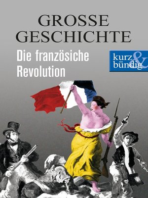 cover image of Die französische Revolution