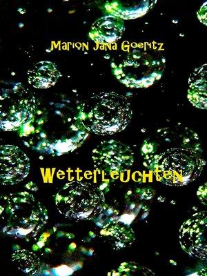 cover image of Wetterleuchten