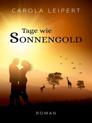 cover image of Tage wie Sonnengold