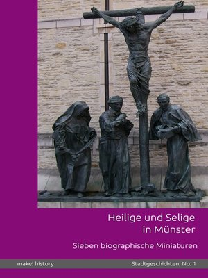 cover image of Heilige und Selige in Münster