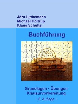 cover image of Buchführung, 8. Auflage
