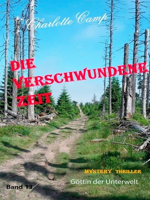 cover image of Die verschwundene Zeit