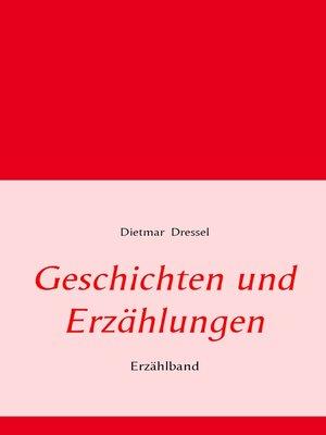 cover image of Geschichten und Erzählungen