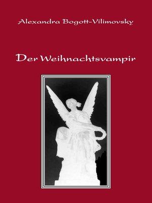 cover image of Der Weihnachtsvampir