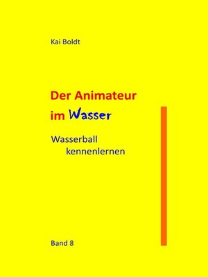 cover image of Wasserball kennenlernen