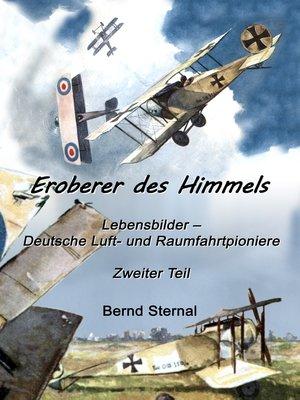 cover image of Eroberer des Himmels  (Teil 2)