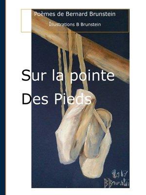 cover image of sur la pointe des pieds