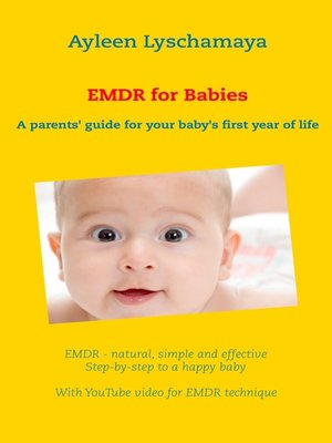 cover image of EMDR for Babies