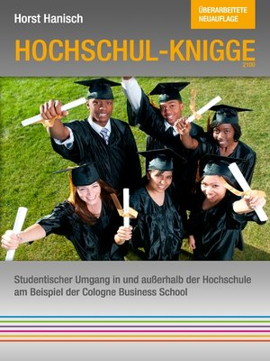 cover image of Hochschul-Knigge 2100