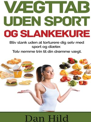 cover image of Vægttab uden sport og slankekure.
